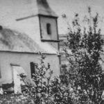 Pôvodný kostolík sv.Barbory