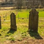 Židovský cintorín v Kluknave