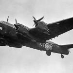 Pád britského bombardéra pri Sedliciach