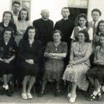 Martin Ondriáš s učiteľským zborom v Snine