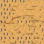 Pirátska mapa Ovčia