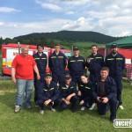 Druhé miesto našich hasičov