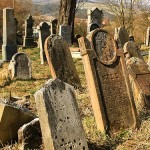 Židovský cintorín v Širokom