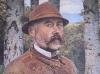 Autoportrét v kaštieli Fričovce