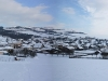 Panoráma obce z Hôrky