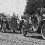 Preteky na Branisku roku 1923