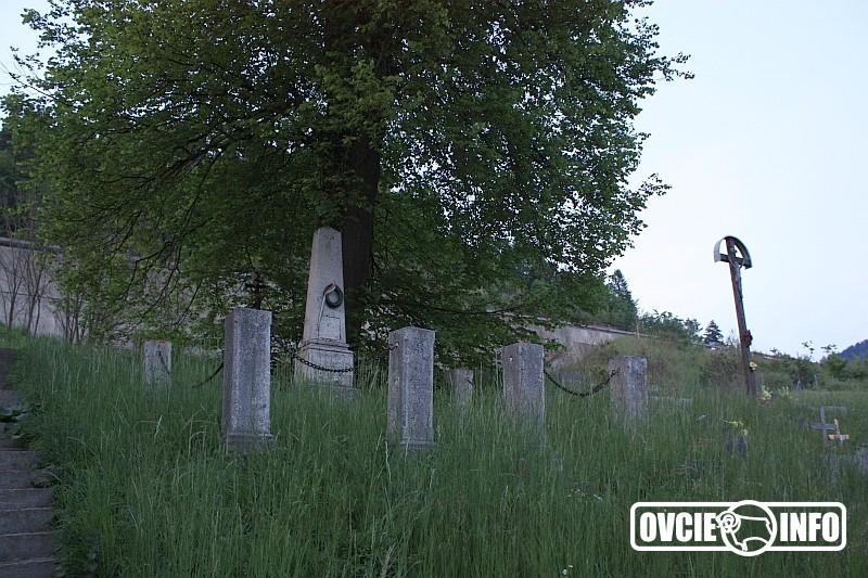 Na cintoríne v Korytnom