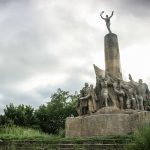 Pamätník Východoslovenského povstania v Haniske pri Prešove