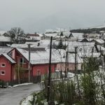 Sneh po Veľkej noci