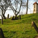 Židovský cintorín vo Fričovciach