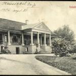 Kaštieľ v Hermanovciach z roku 1926