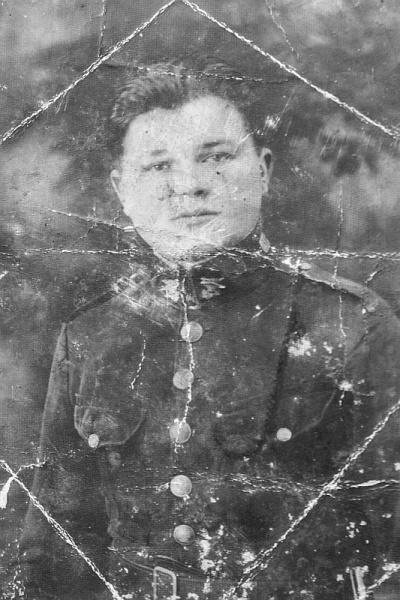 Ján Jenča Bednárik, ktorý padol na východnom fronte v roku 1917