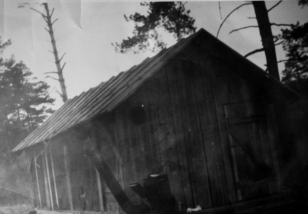 Bačovská koliba za Hvoru
