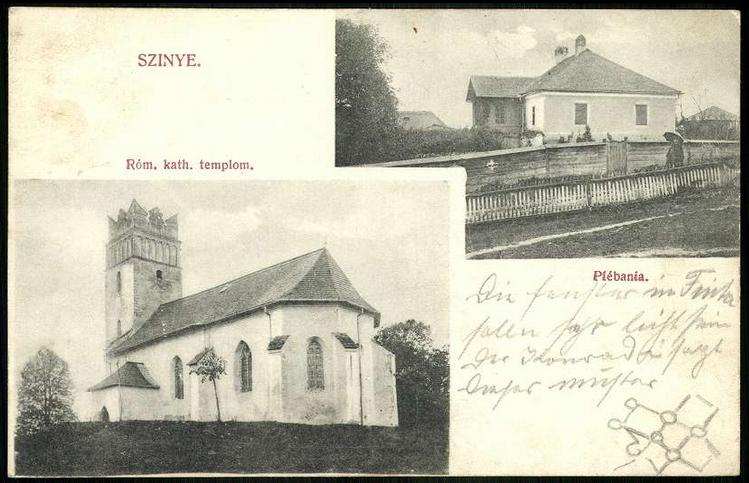 Kostol a fara