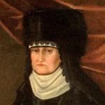 Fundátorka kapĺnky sv. Joachyma a Anny