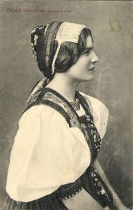 zena z jarovnic,1912